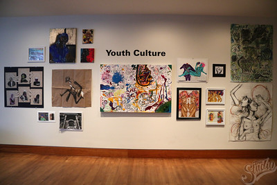"""Youth Culture"" Exhibition at the Chazen Museum"