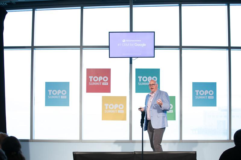 #TopoSummit @TopoHQ Final batch :)