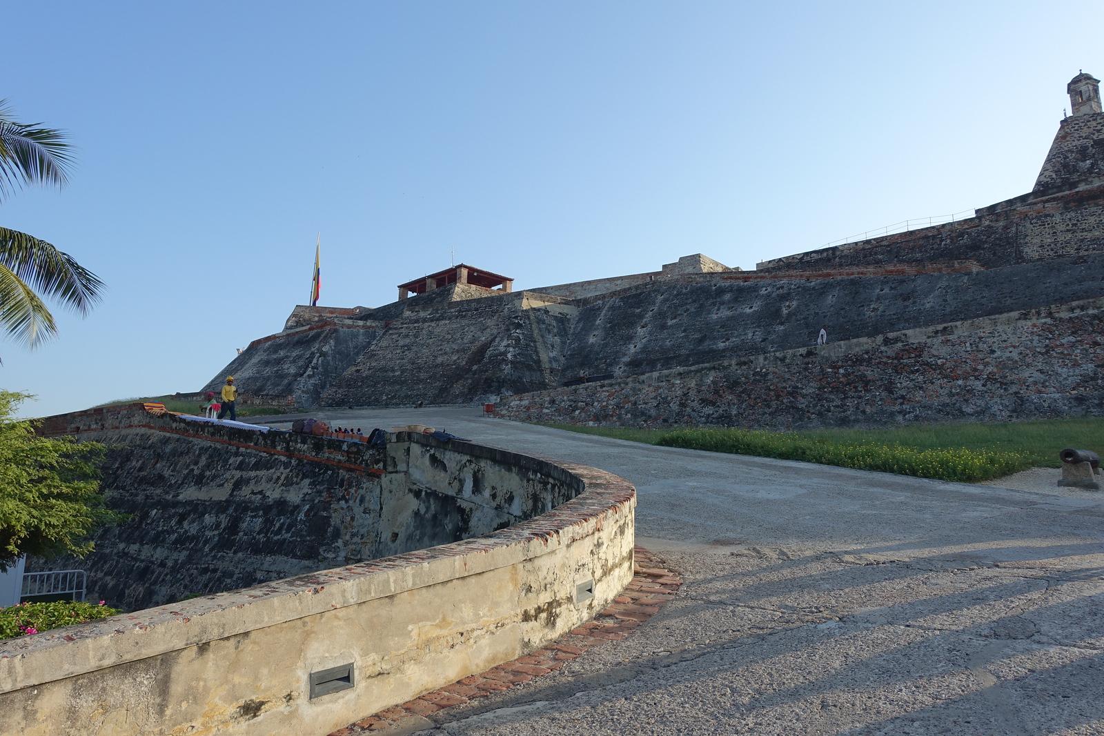 Castillo de San Felipe de Barajas Fort – Cartagena, Colombia