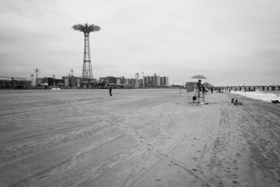 Fun Afternoon at Coney Island