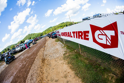 General Tire welcome banner