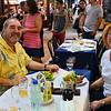 William and Anne at Mercado del la Puerto