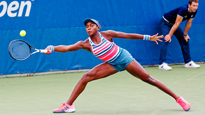 04b Cori Gauff - Us Open juniors 2018