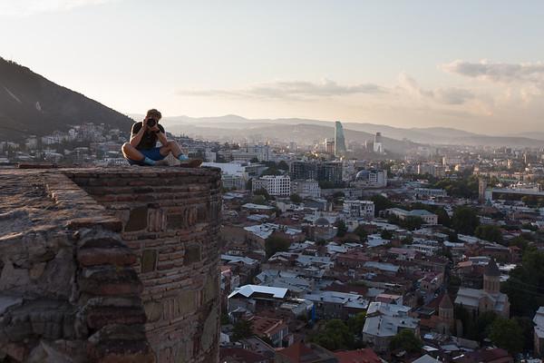 Tbilisi, Narikala Fortress