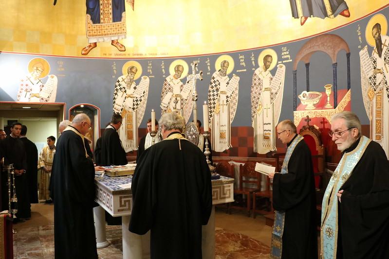 Vespers for St. John the Forerunner