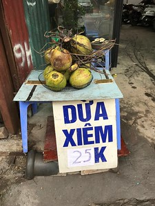 Hanoi Coconuts
