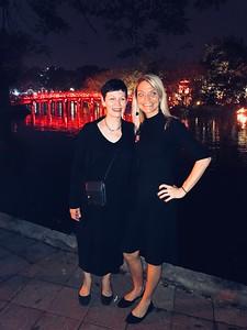 Hanoi at Nighttime