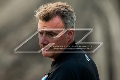 World Racing Group CEO/CFO  Brian Carter