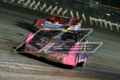 Rusty Schlenk (CJ1) and Rick Eckert (7E)
