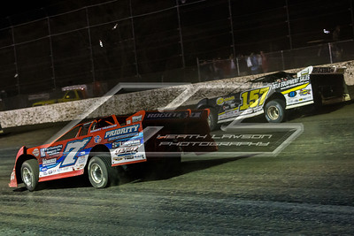 Rick Eckert (7E) and Mike Marlar (157)