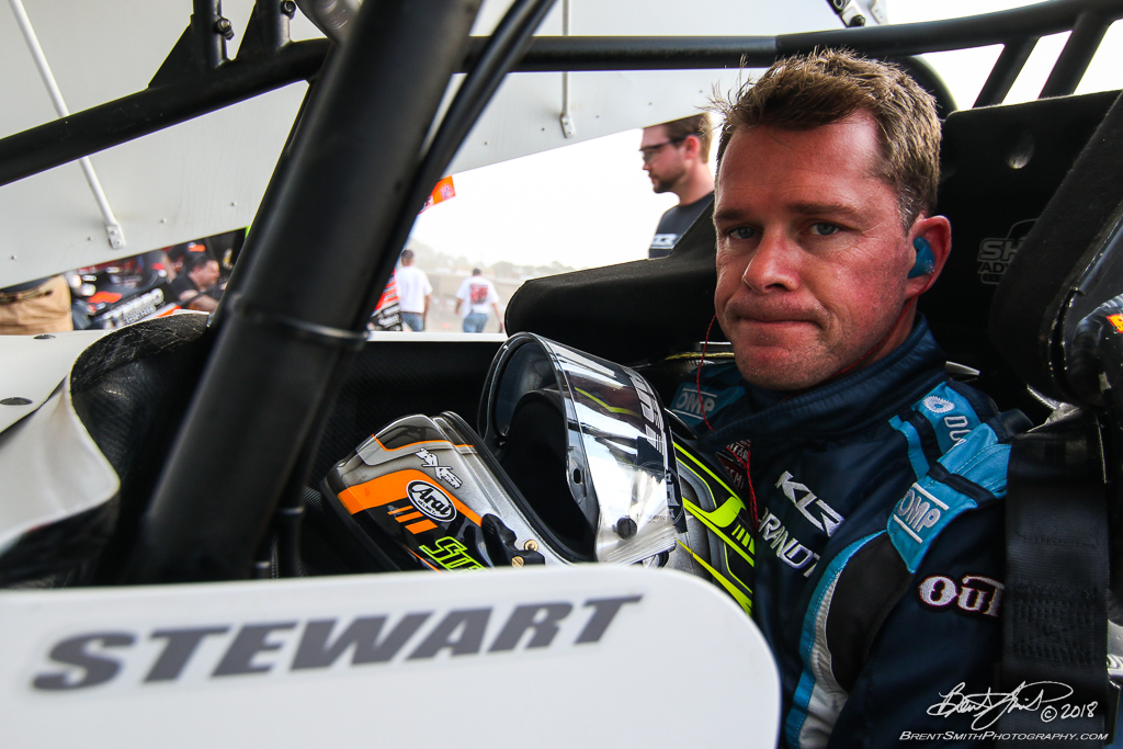 DIRTcar Nationals - Arctic Cat All Star Circuit of Champions - Volusia Speedway Park - 2 Shane Stewart