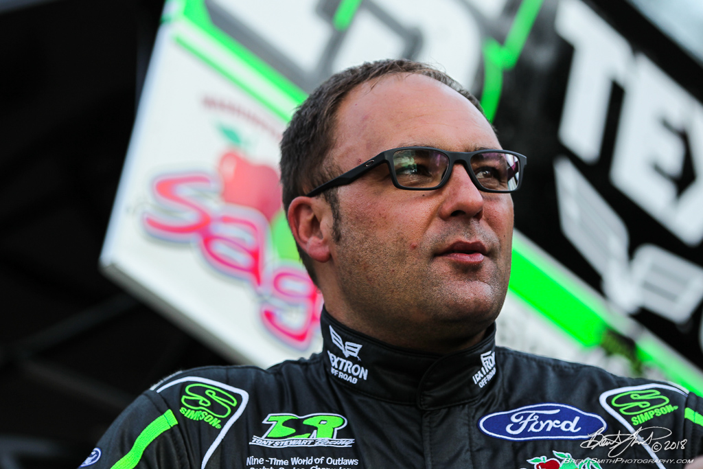 DIRTcar Nationals - Arctic Cat All Star Circuit of Champions - Volusia Speedway Park - 15 Donny Schatz