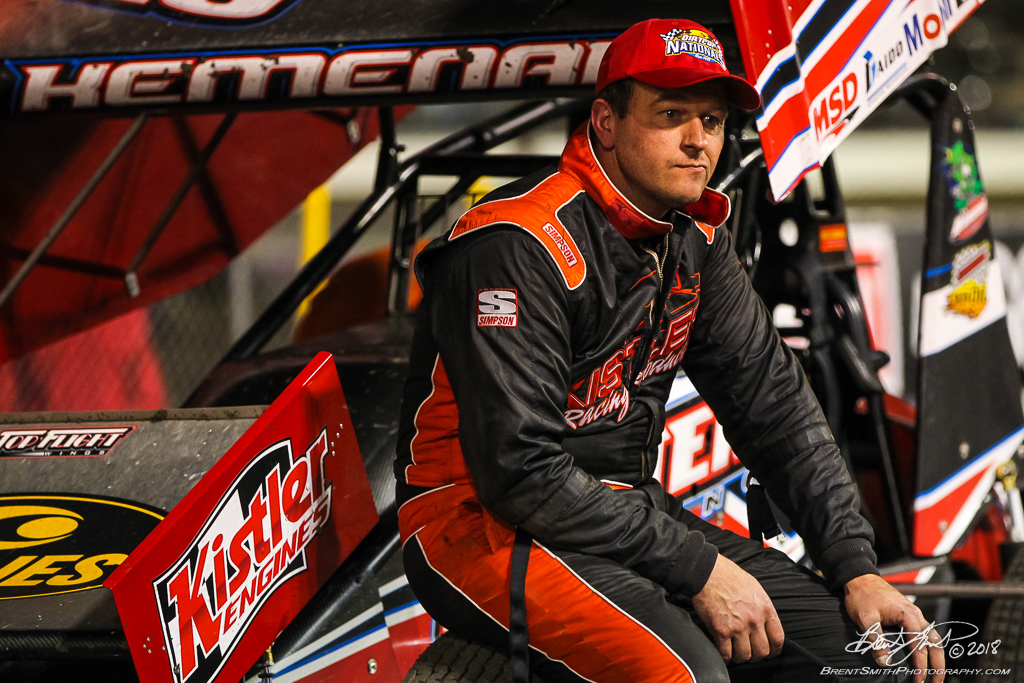 DIRTcar Nationals - Arctic Cat All Star Circuit of Champions - Volusia Speedway Park - 10H Chad Kemenah