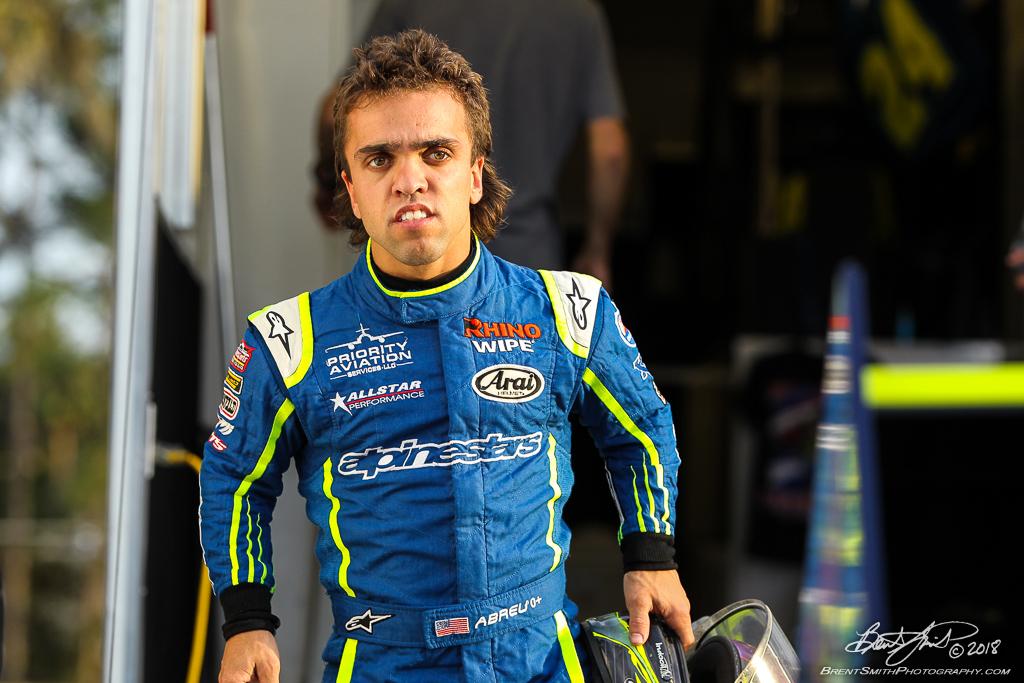 DIRTcar Nationals - World of Outlaws Craftsman Sprint Car Series - Volusia Speedway Park - 24 Rico Abreu