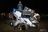 DIRTcar Nationals - World of Outlaws Craftsman Sprint Car Series - Volusia Speedway Park - 1S Logan Schuchart