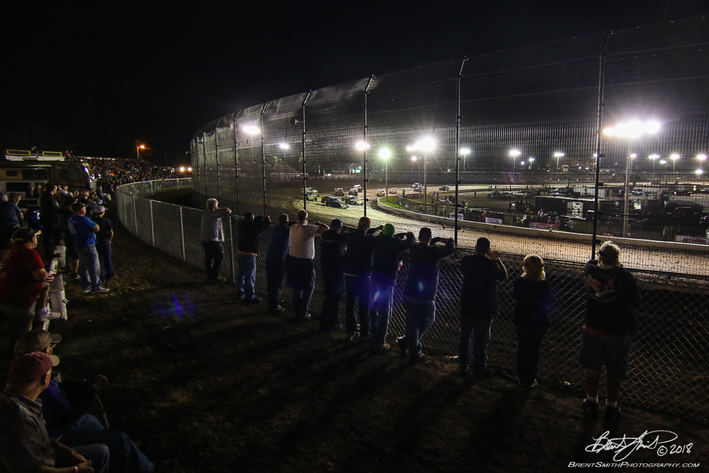 DIRTcar Nationals - World of Outlaws Craftsman Sprint Car Series - Volusia Speedway Park