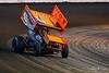 DIRTcar Nationals - World of Outlaws Craftsman Sprint Car Series - Volusia Speedway Park - 49X Tim Shaffer