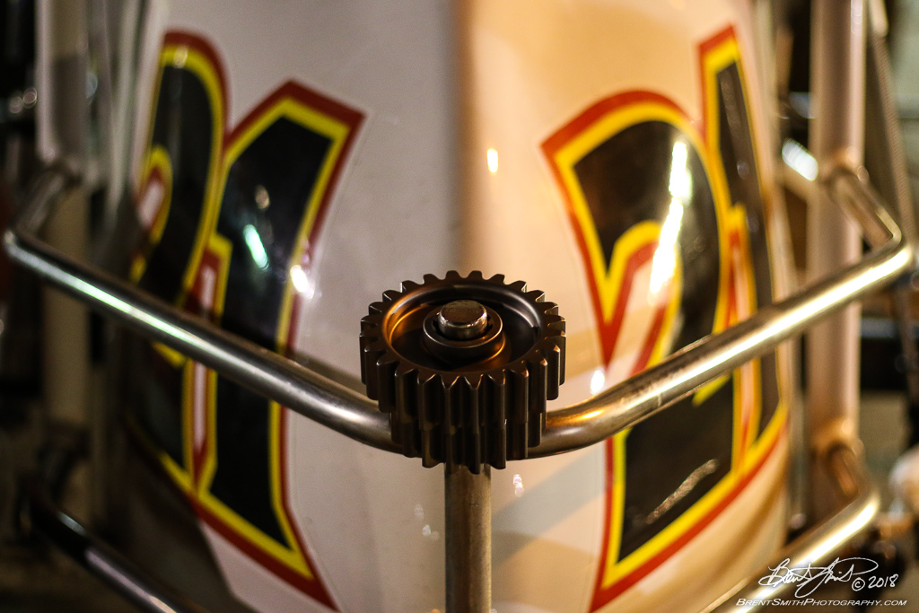 DIRTcar Nationals - World of Outlaws Craftsman Sprint Car Series - Volusia Speedway Park - 21 Brian Brown