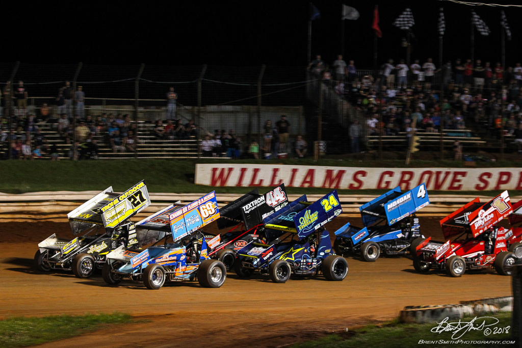 Mitch Smith Memorial - PA Sprint Car Speedweek - Williams Grove Speedway