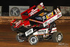 Mitch Smith Memorial - PA Sprint Car Speedweek - Williams Grove Speedway - 1X Chad Trout, 14 Tony Stewart
