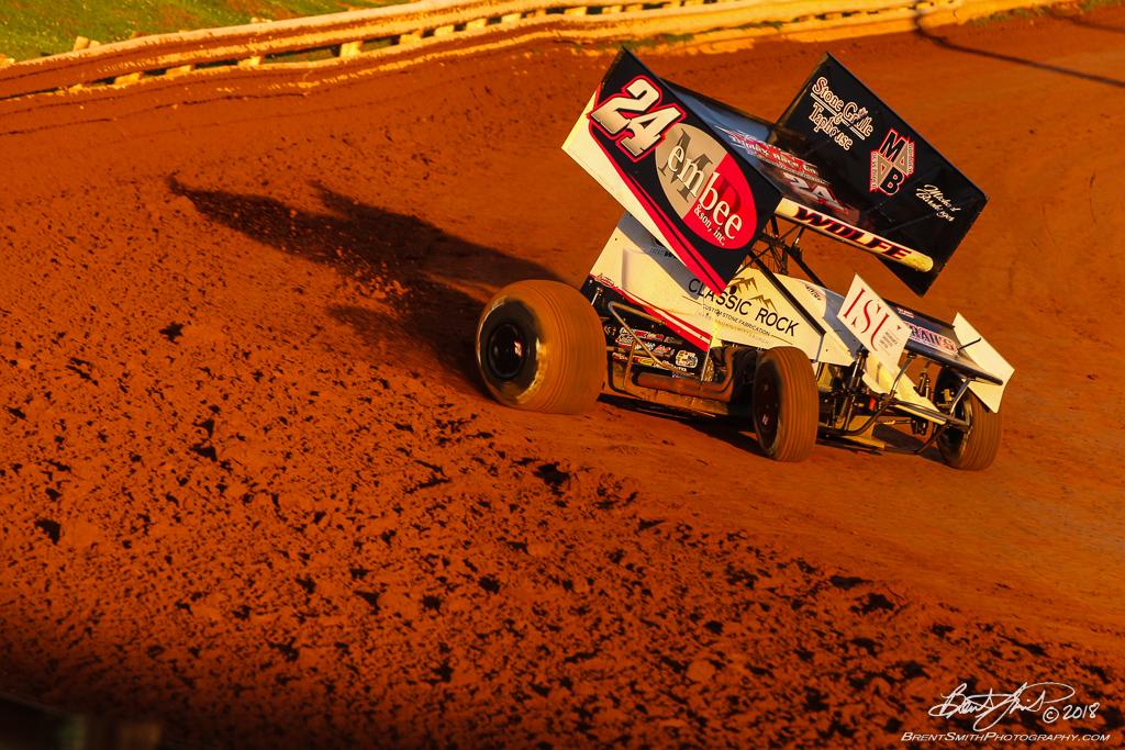 Mitch Smith Memorial - PA Sprint Car Speedweek - Williams Grove Speedway - 24 Lucas Wolfe