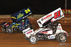 Mitch Smith Memorial - PA Sprint Car Speedweek - Williams Grove Speedway - 24 Rico Abreu, 51 Freddie Rahmer Jr.