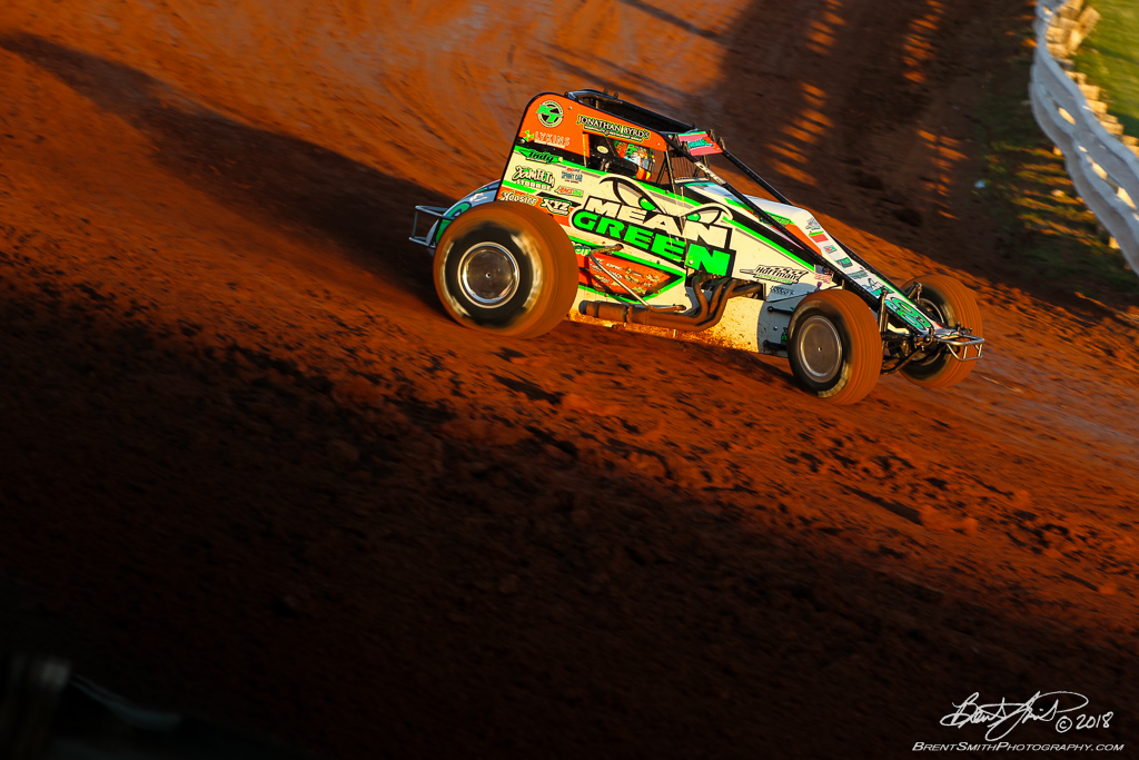 USAC AMSOIL National Sprint Car Championship - Williams Grove Speedway - 69 Kevin Thomas Jr.