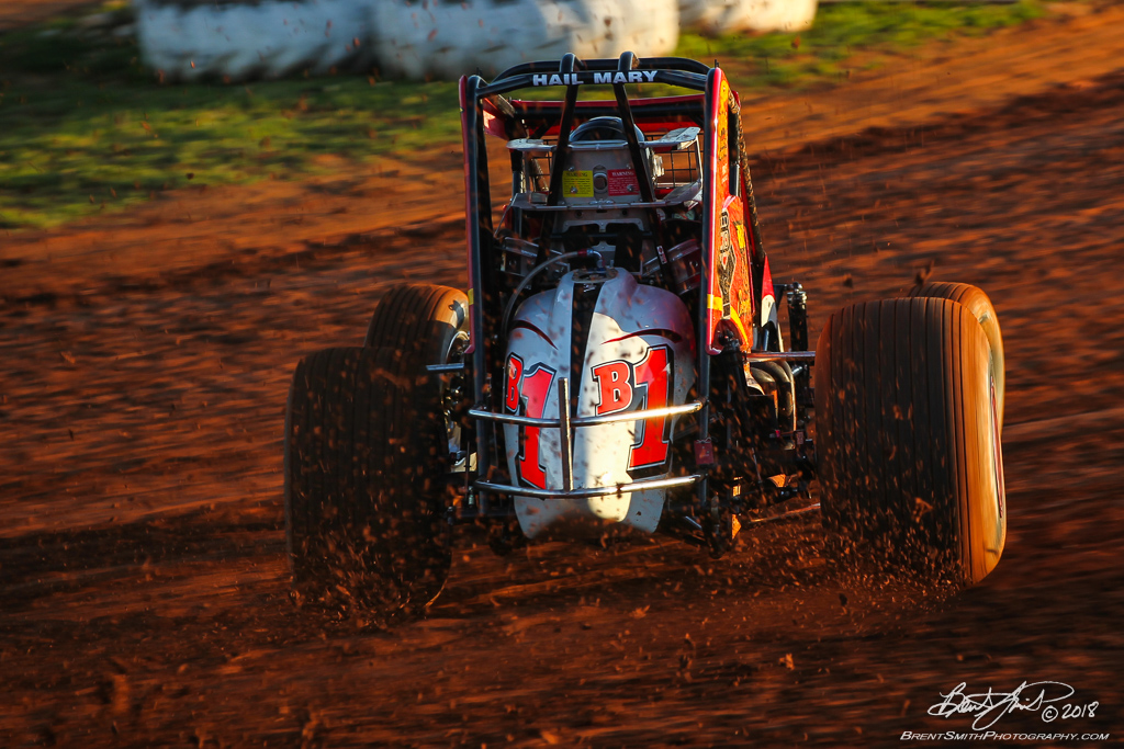 USAC AMSOIL National Sprint Car Championship - Williams Grove Speedway - B1 Joey Biasi