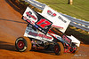 Champion Racing Oil Summer Nationals - World of Outlaws Craftsman Sprint Car Series - Williams Grove Speedway - 17B Steve Buckwalter