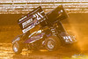 Champion Racing Oil Summer Nationals - World of Outlaws Craftsman Sprint Car Series - Williams Grove Speedway - 21 Brian Montieth