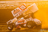Champion Racing Oil Summer Nationals - World of Outlaws Craftsman Sprint Car Series - Williams Grove Speedway - 19 Brent Marks