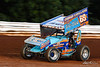 Champion Racing Oil Summer Nationals - World of Outlaws Craftsman Sprint Car Series - Williams Grove Speedway - 69K Lance Dewease