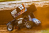 Champion Racing Oil Summer Nationals - World of Outlaws Craftsman Sprint Car Series - Williams Grove Speedway - 17S Sheldon Haudenschild