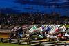 Champion Racing Oil Summer Nationals - World of Outlaws Craftsman Sprint Car Series - Williams Grove Speedway - 17S Sheldon Haudenschild, 39M Anthony Macri, W20 Greg Wilson