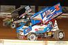Champion Racing Oil Summer Nationals - World of Outlaws Craftsman Sprint Car Series - Williams Grove Speedway - 58 Jim Siegel, 7S Jason Sides