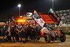 Champion Racing Oil Summer Nationals - World of Outlaws Craftsman Sprint Car Series - Williams Grove Speedway - 18 Ian Madsen