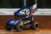 Champion Racing Oil Summer Nationals - World of Outlaws Craftsman Sprint Car Series - Williams Grove Speedway - 49 Brad Sweet