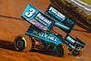Champion Racing Oil Summer Nationals - World of Outlaws Craftsman Sprint Car Series - Williams Grove Speedway - 3 James McFadden