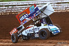 Champion Racing Oil Summer Nationals - World of Outlaws Craftsman Sprint Car Series - Williams Grove Speedway - 9 Daryn Pittman