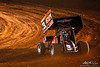 Champion Racing Oil Summer Nationals - World of Outlaws Craftsman Sprint Car Series - Williams Grove Speedway - 3z Brock Zearfoss