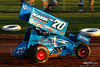 Jack Gunn Memorial - Arctic Cat All Star Circuit of Champions - Williams Grove Speedway - 70 Dave Blaney