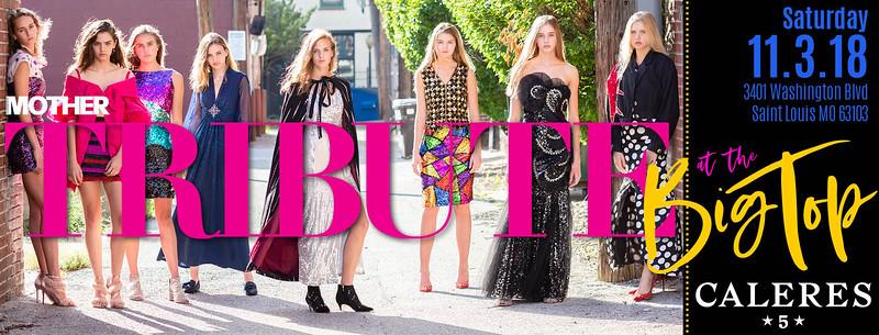 Walk This Way Magazine Presents Tribute Fashion Fest 2018