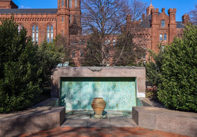 Smithsonian Fountain Court