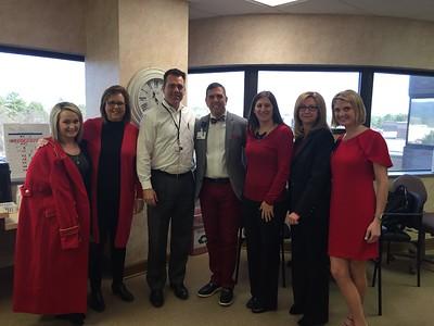 Wear Red Day (Feb. 2018)