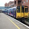 313051 arrives 1022/2v17 ex Kings Cross
