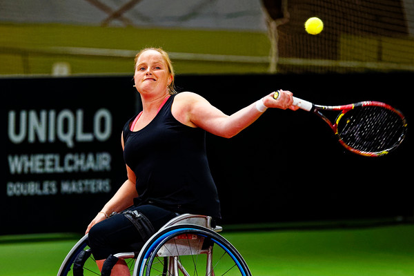 01.02b Aniek van Koot - Wheelchair Doubles Masters 2018