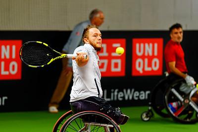 01.06a Nicolas Peifer - Wheelchair Doubles Masters 2018