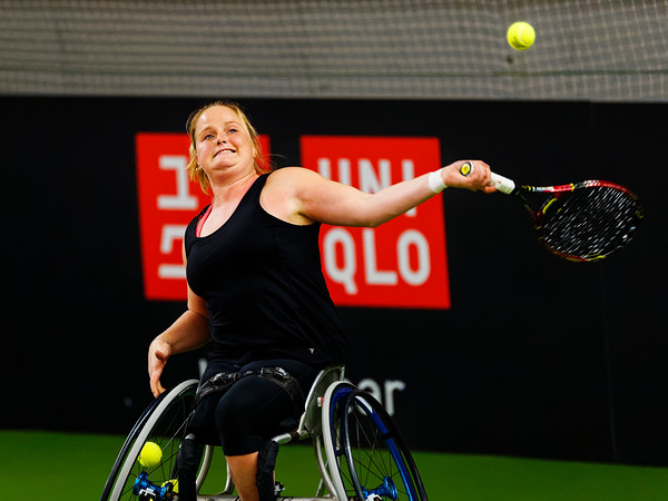 01.02 Aniek van Koot - Wheelchair Doubles Masters 2018
