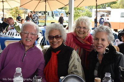 Richard Tarrant, Joyce Bailey, Mary Burchard and Linda Tarrant