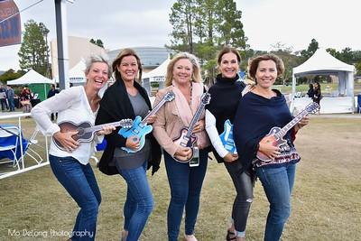 Maryanna Chmielewski, Jessica Lazor, Lura Kelley, Jeanine Farrell and Shannon Alten